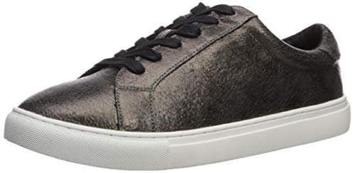 The Drop Women's Nina Lace-up Fashion Sneaker