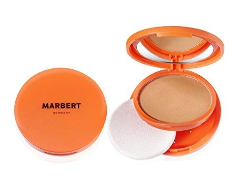 Marbert Sunny Complex Powder Nr. 04 Deep Tan, 1er Pack (1 x 10 g)