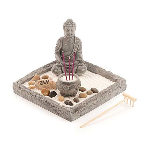 PAJOMA 13185 Zen-Garten Buddha