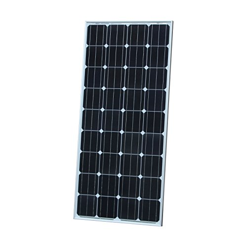 160W Photonic Universe monocrystalline solar panel with 5m of solar cable, for charging a 12V battery in a motorhome…