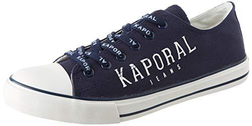 Kaporal DIRY, Baskets Hommes, Bleu (Marine 424), 41 EU