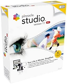 pinnacle studio version 11