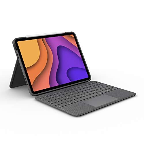 Logitech -   Folio Touch iPad