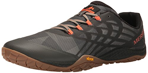 Merrell Men's Trail Glove 4 Runner, Vertical, 10 M US