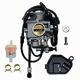 Autu Parts 16100-HN7-013 Carburetor for Honda Rancher 400 TRX400FA TRX400FGA Carb 2004-2007 Carburetor 16100-HN7-A21