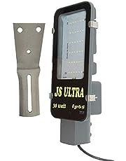 JS ULTRA SYSTEM 30-Watts LED White Street Light, Pack of 1