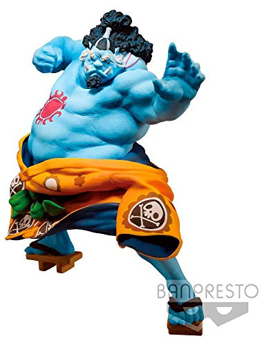 Banpresto One Piece Estatua BWFC Jinbei, multicolor (BANP82974)