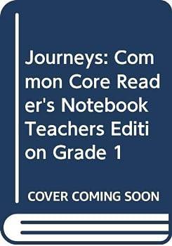 Unknown Binding Journeys: Common Core Reader's Notebook Teachers Edition Grade 1 Book