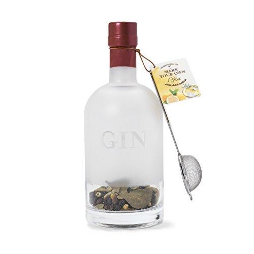 Moderne Gourmetküche, machen Sie sich Ihren eigenen Gin: Heim-Batch-Ausgabe, Eine Sammlung von Gewürzen und Materialien für die Herstellung von hausgemachten, kleinen Chargen Gin