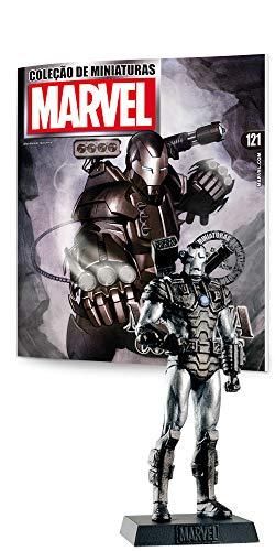 Marvel Figurines. Máquina de Combate