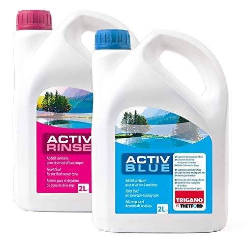 Set Thetford Activ Blue & Aktiv Rinse...