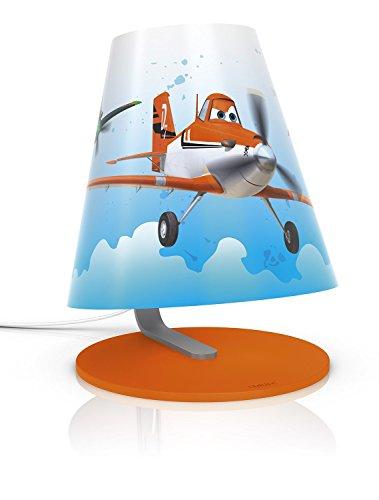 Philips 717645316 Lampe à Poser LED Disney Planes Matière Synthétiques