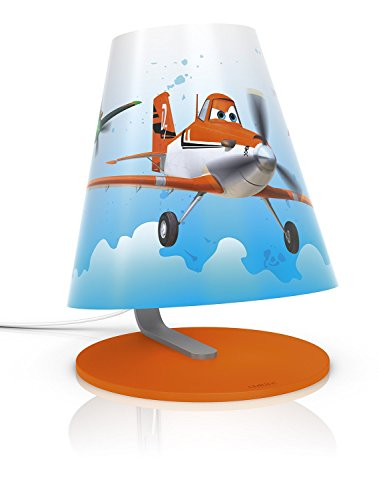 Philips Lampe à Poser LED Disney Planes Matière Synthétique