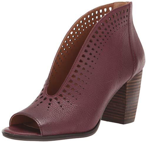 Lucky Women's LK-JOAL2 Shoe, Sugar RED, 5.5 M US