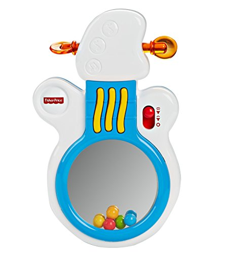 Fisher-Price Ma Première Guitare Jouet Musical