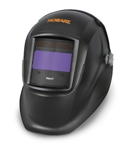 Hobart 770756 Impact Variable Auto-Dark Helmet by Hobart