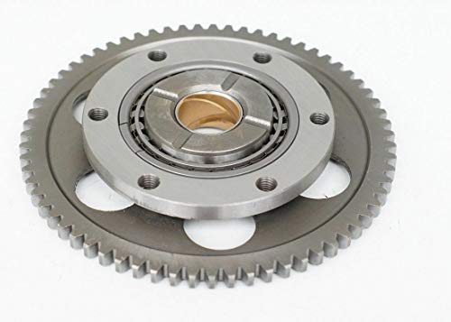 NEW STARTER CLUTCH WITH IDLER GEAR FITS For YAMAHA RHINO 660 2004-2007