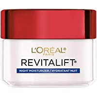 2-Count L'Oreal Paris Skincare Revitalift Anti-Aging Night Cream 1.7 Oz