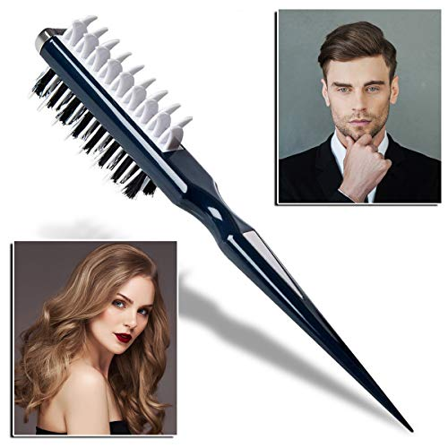 OUTERDO Hair CombHair Styling CombInstant Hair Volumizer Portable Hair Styling Comb Multifuncional Combing BrushHair Styling Tool Suitable for All Hair Types Instant Volumizing Hair Women Men