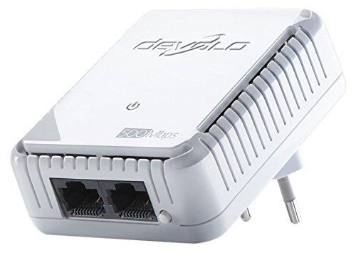 Devolo dLAN 500 Duo PLC - Adaptador de comunicación por línea eléctrica...