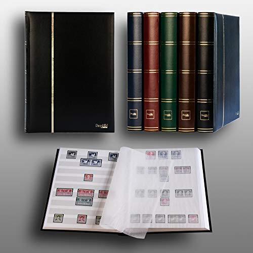 Prophila Collection Clasificador de 60 Paginas, Color Negro