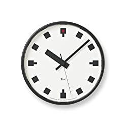 Lemnos Hibiya WR12-04 Riki Small Clock