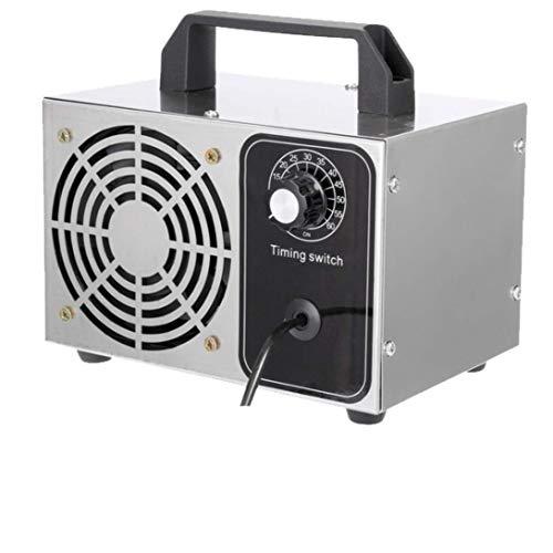Bastilipo - Ozone5000 - Generador de ozono de 80w y capacidad 50m2 - 100m3 - Emisión de ozono de 5 g/h