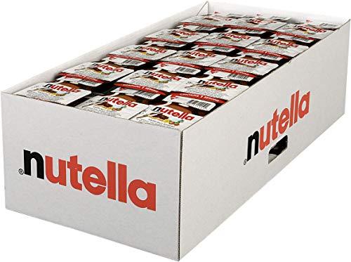 test Ferrero Nutella 120 Stück, 1 Packung (1 x 1,8 kg) Deutschland