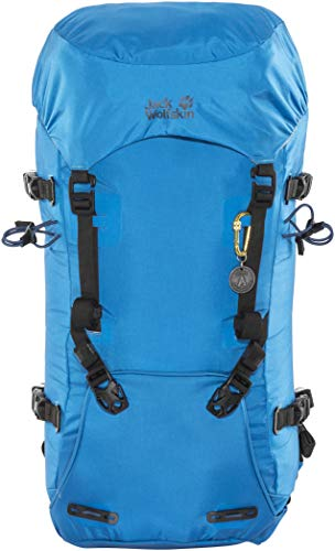 Jack Wolfskin Mountaineer 32 Trekkingrucksack, Electric Blue, ONE Size