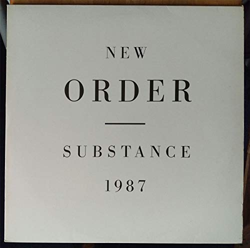 New Order - Substance - Factory - Fact 200