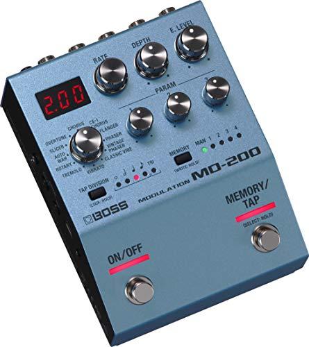 BOSS MD-200 - Pedal de guitarra de modulación