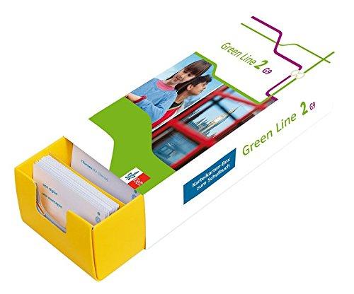 Klett Green Line 2 G9 Klasse 6 - Vokabel-Lernbox zum Schulbuch: Englisch passend zum Lehrwerk üben: Karteikarten-Box zum Schulbuch