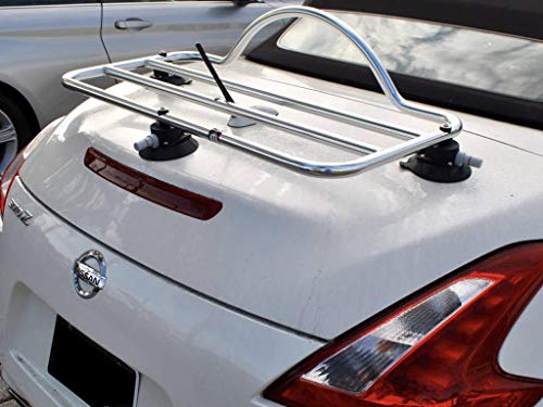 carluggagerack.co.uk 350Z 370Z Trunk Rack Boot Rack Luggage Rack REVO Rack PA