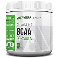 AMRAP Nutrition Branched Chain Amino Acid Recovery Powder