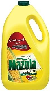 Mazola Corn Oil, 1 Gallon (Pack of 2)
