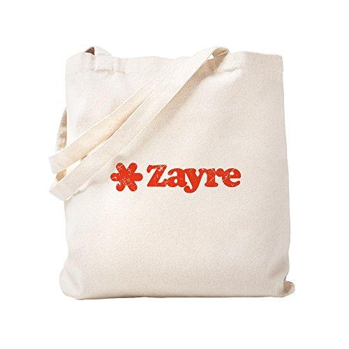 CafePress–zayre Discount Bin–Leinwand Natur Tasche, Reinigungstuch Einkaufstasche Tote S khaki