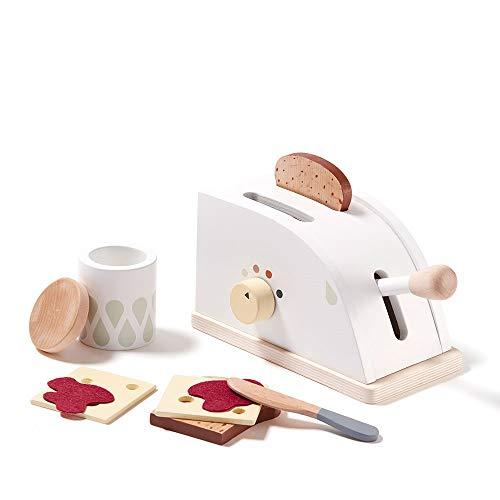 Kids Concept alle anderen Küchenspielzeug ConceptToaster, Mehrfarbig (1)