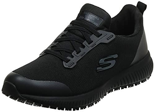 Skechers for Work Women's Squad SR Food Service Shoe