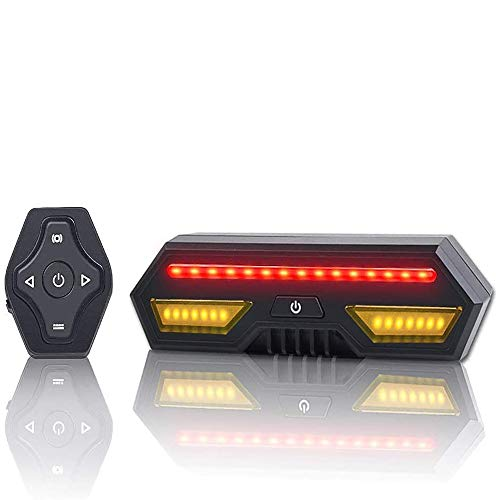nbcdy bike tail light with