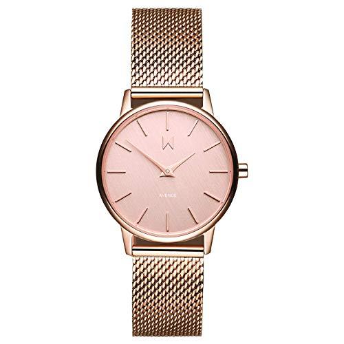 MVMT Avenue Watches | 28MM Women's Analog Minimalist Watch | Jane