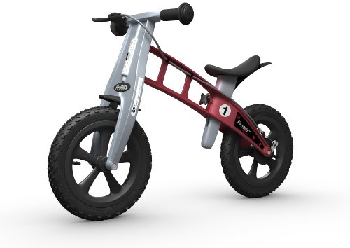 FirstBIKE Cross with Brake (Red)