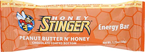 Honey Stinger, Energy Peanut Butter Honey Bar, 1.75 oz