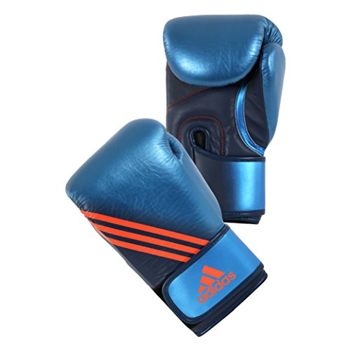 adidas Boxhandschuhe Speed 300, Metallic Blue, 16oz