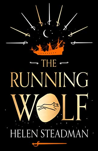 The Running Wolf by [Helen Steadman]
