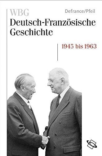 WBG Deutsch-Französische Geschichte, Bd.10 : .: Bd X