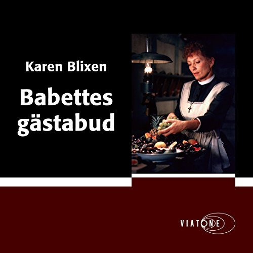 Babettes gästabud audiobook cover art