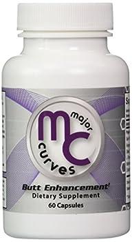 Major Curves Butt Enhancement and Enlargement Capsules  1 Bottle