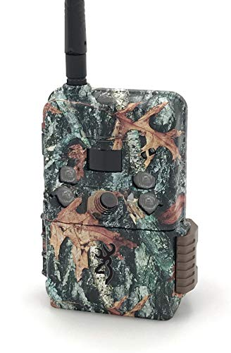 Browning Defender Wireless Pro Scout Cellular Trail Game Camera (AT&T) Bundle Includes 32GB Memory Card and J-TECH Card Reader (18MP) | BTCDWPS-ATT