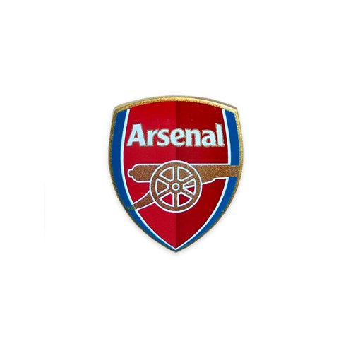 Arsenal FC Official Football Gift Metal Crest Pin Badge RRP 399