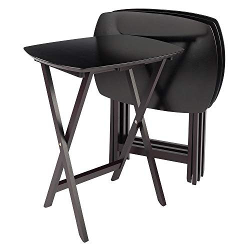 Winsome Chandler Table, Dark Espresso finish